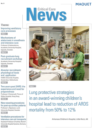 Critical Care News Issue 11