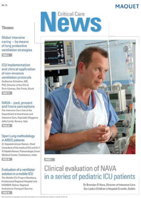Critical Care News Issue 15